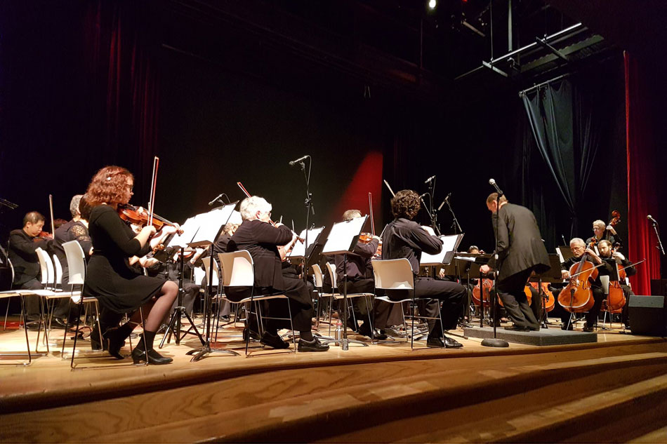 Winnipeg Pops Orchestra, Stage Right